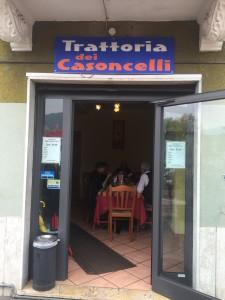ristorante Trattoria dei casoncelli