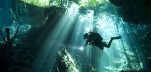 Un'emozione che solo la subacquea tecnica può dare: l'esplorazione