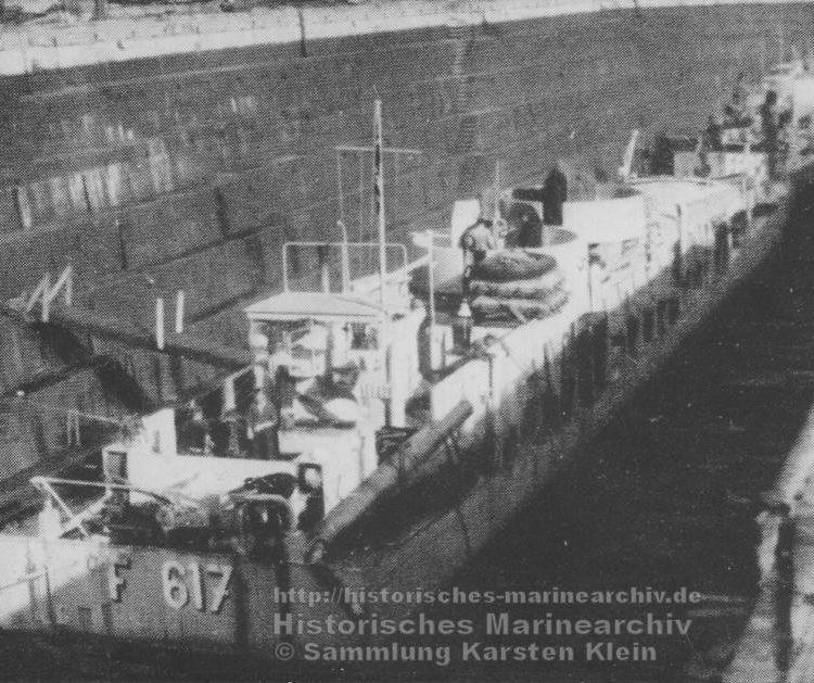 MFP443 wreck
