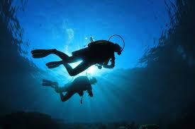 il lavoro nelle acque confinate di un corso di subacquea tecnica non è mai sufficiente!