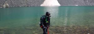 Nei CCR in altitudine, la calibrazione dei sensori O2 dev'essere condizionata dall'altezza.