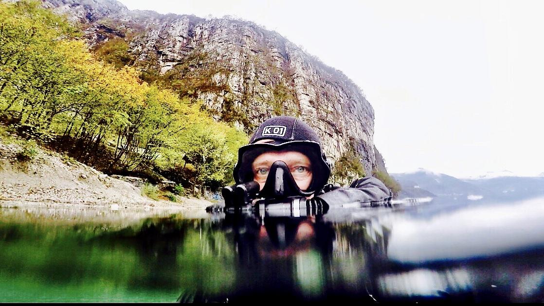 CMF: Utile componente dei rebreathers rEvo! - Yme Carsana