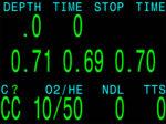 Il ? in fianco alla C indica che l'rMS del secondo filtro è in fase di verifica