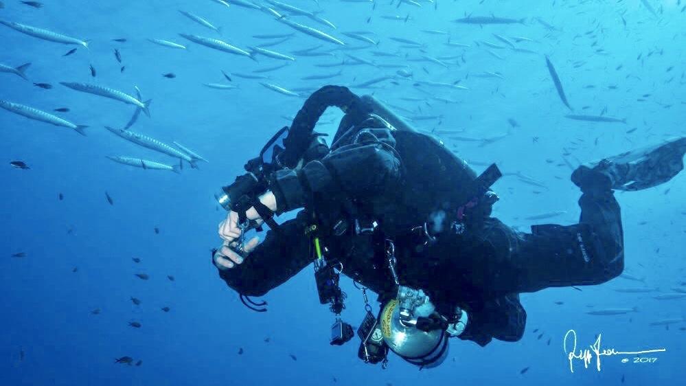 rMS CCR rEvo: un sistema unico di verifica filtri rebreather - Yme Carsana